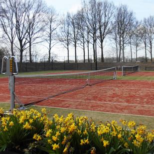 kunstgras tennisbaan eurotop